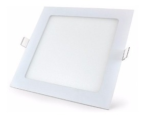 Luminaria Slim Led QDO 24W 6000K